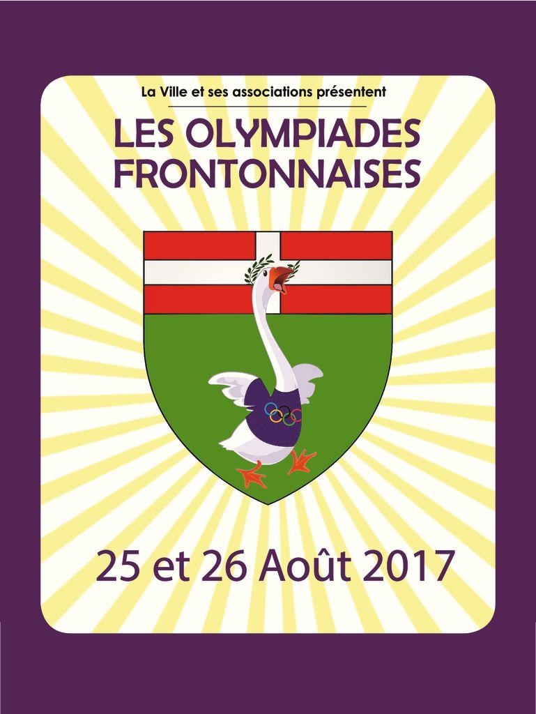 Olympiades 2017 : 25 et 26 août 2017, ça commence ce soir !