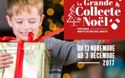 La grande collecte à Toulouse : partagez bien plus que des jouets !