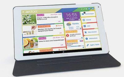 La tablette pour les seniors
