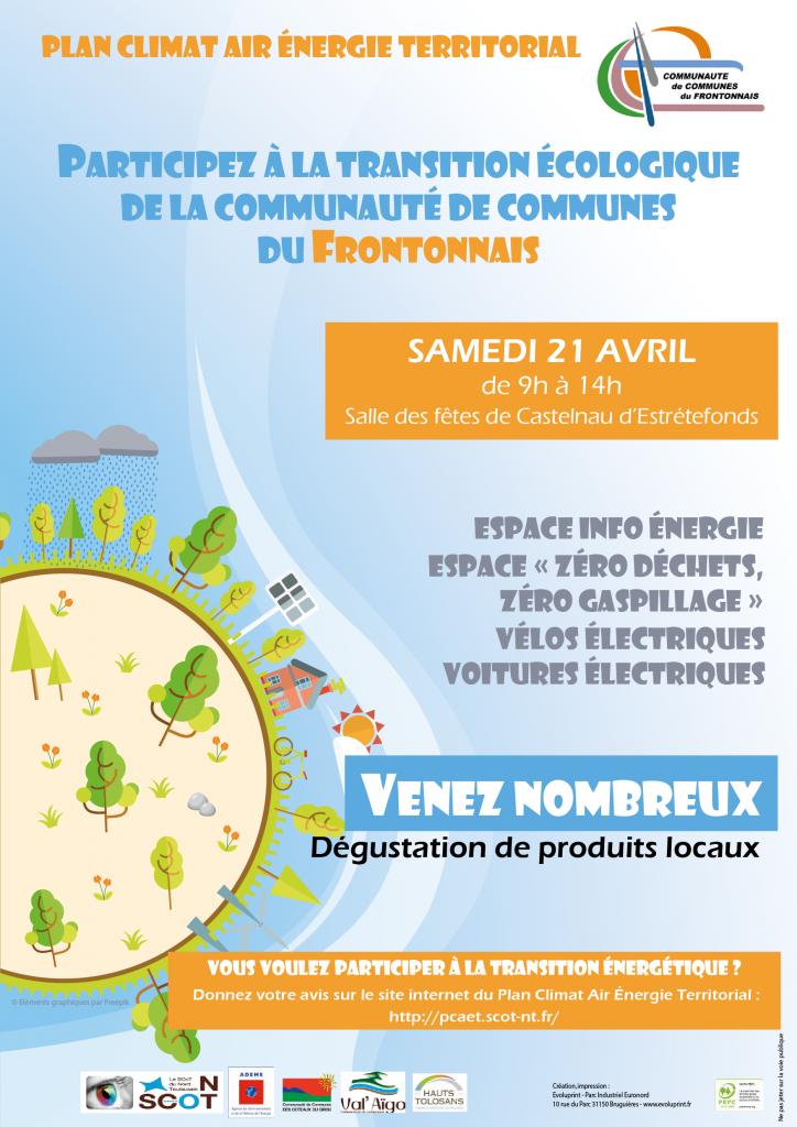 Salon de la transition énergétique - Ville de Fronton