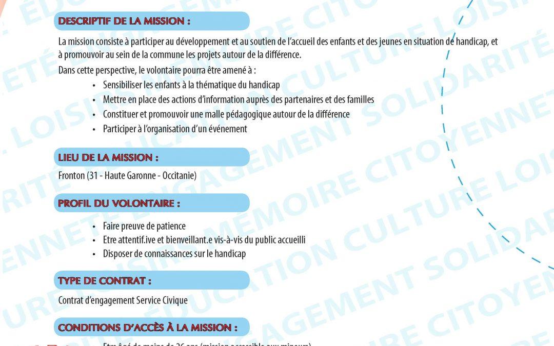 """Mission """"Solidarité"""""""