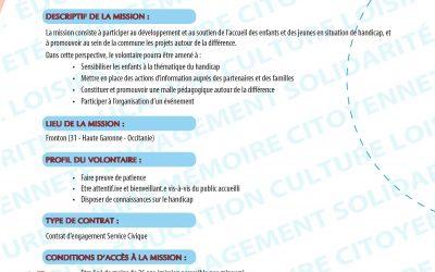 Mission «Solidarité»