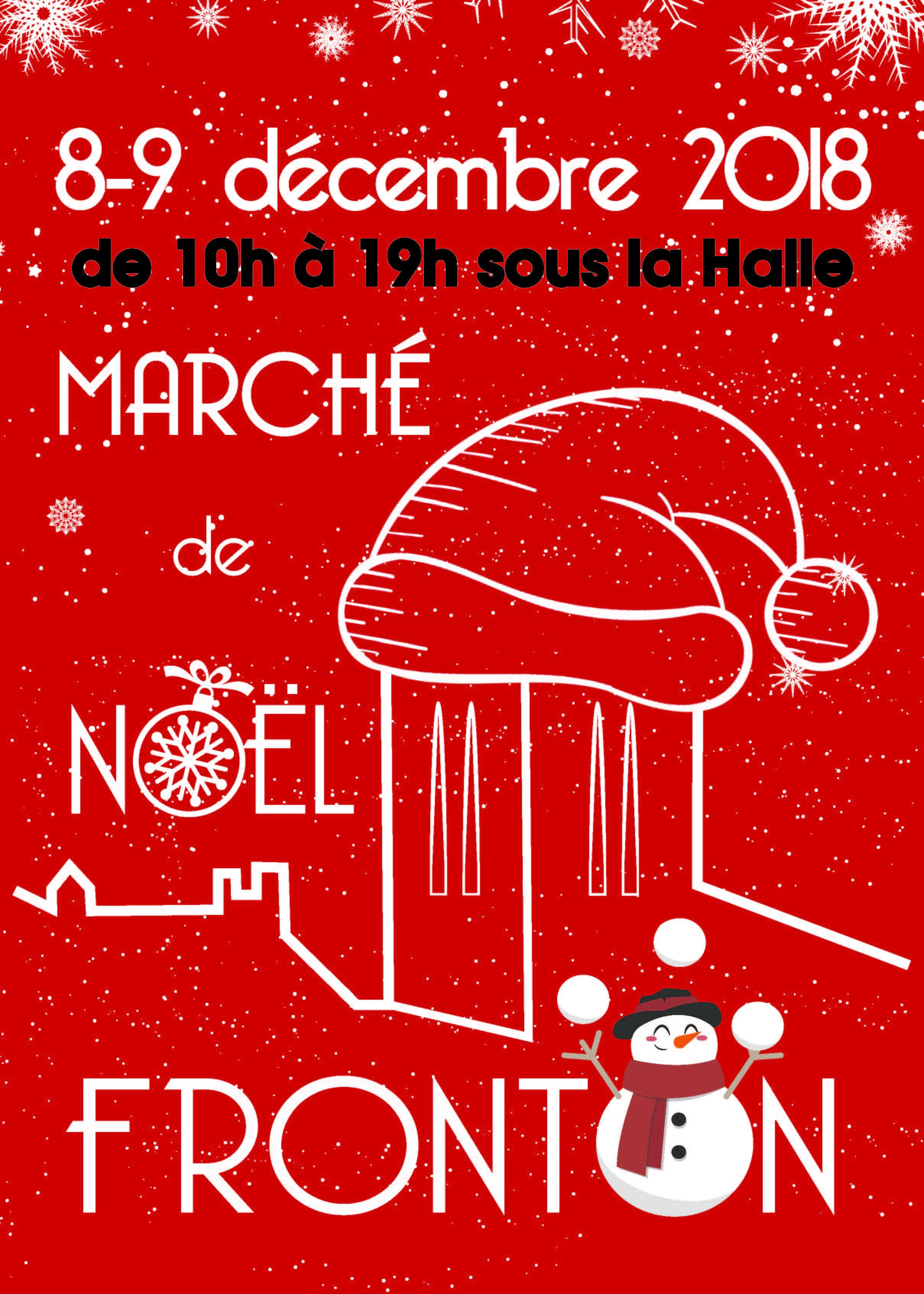 Le Marché de Noël de Fronton