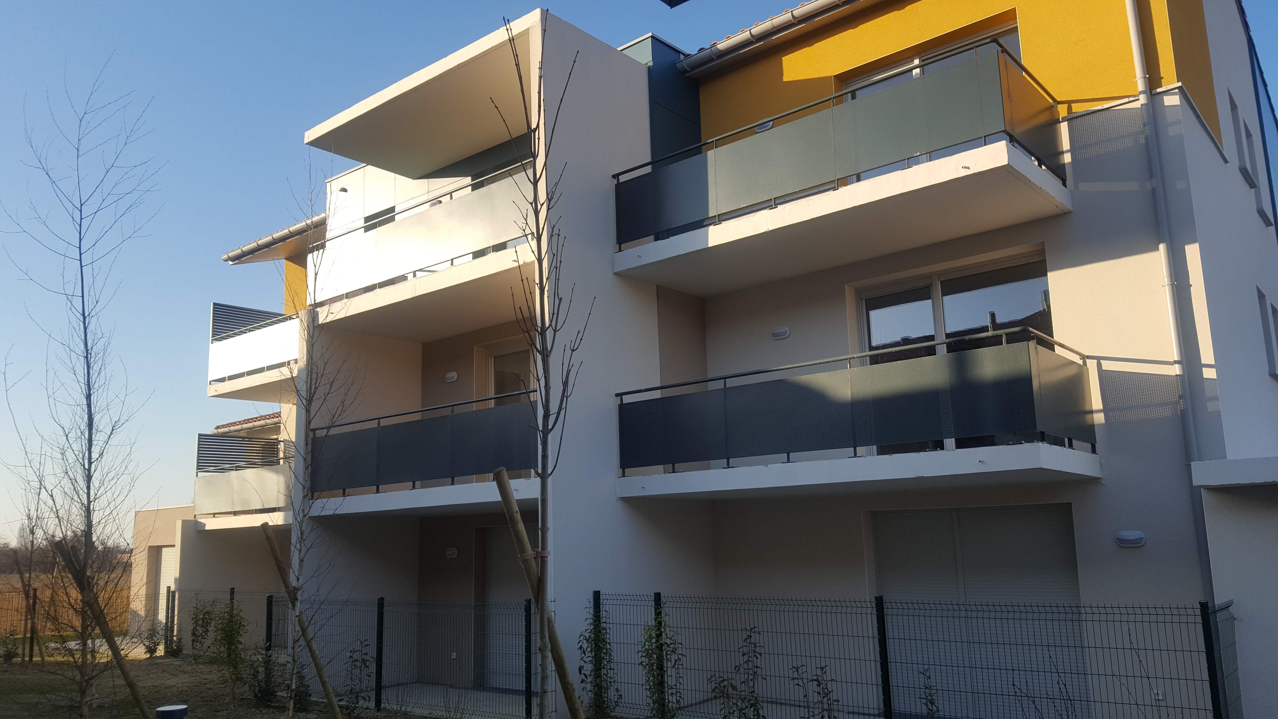 Un nouveau complexe de logements sociaux à Fronton : La Négrette