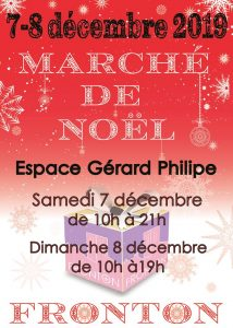 thumbnail of Affiche Marché de Noel