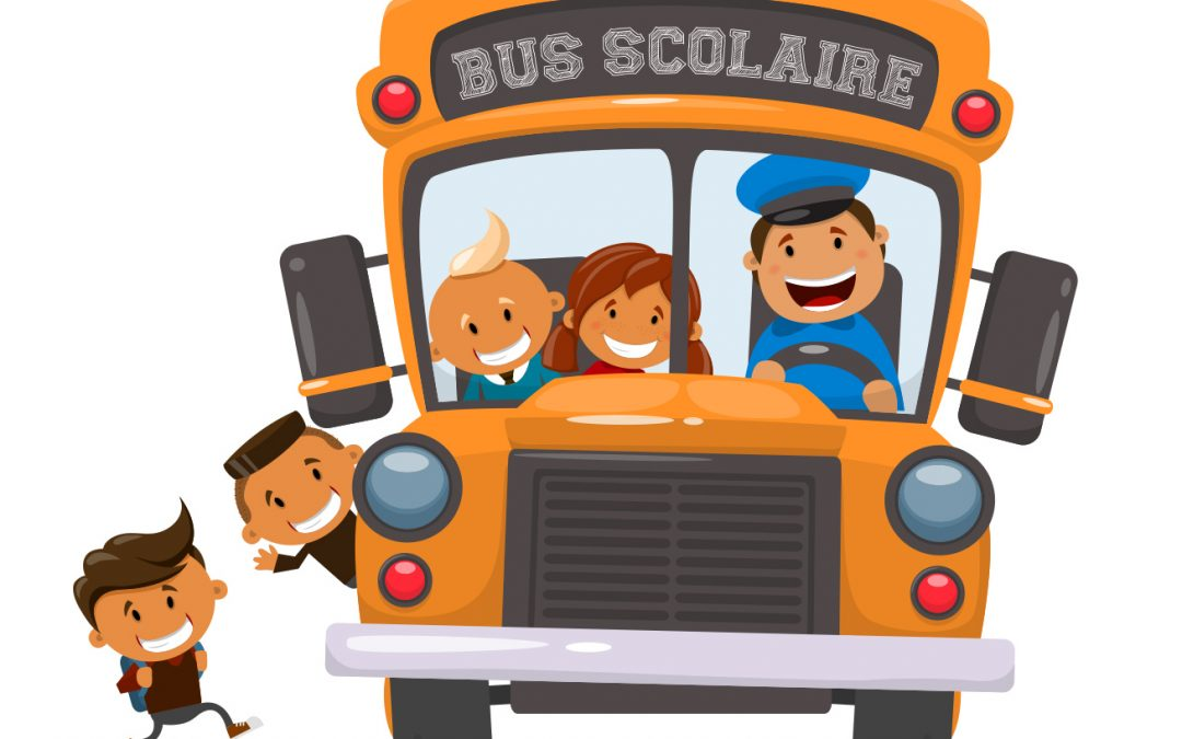 Retrait cartes de Bus scolaire 2019-2020