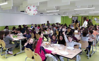 Restauration scolaire : le repas à 1€