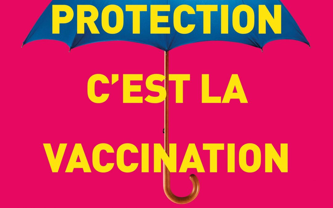 La vaccination sauve des vies