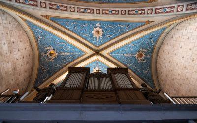La rénovation de l'orgue de Fronton