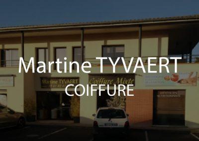 Coiffure Mixte – Martine TYVAERT