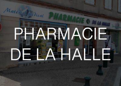 Pharmacie de la Halle