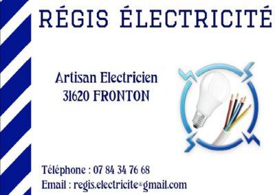 Régis Électricité