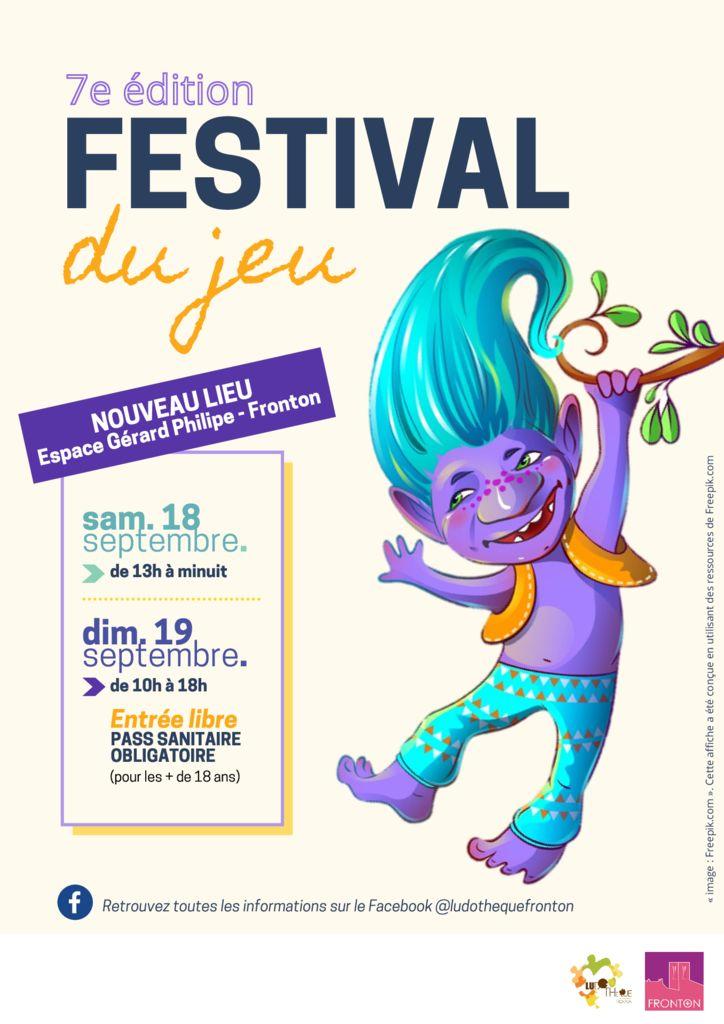 thumbnail of Affiche Festival du Jeu A4